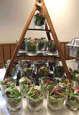 Salatetagere