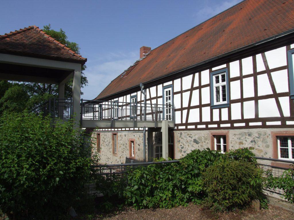 Zugan Hammermühle über den Petripark