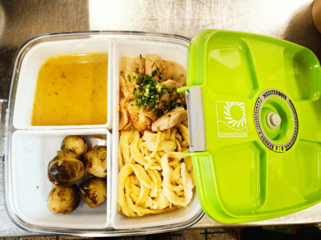 Eco Box - Mittagstisch